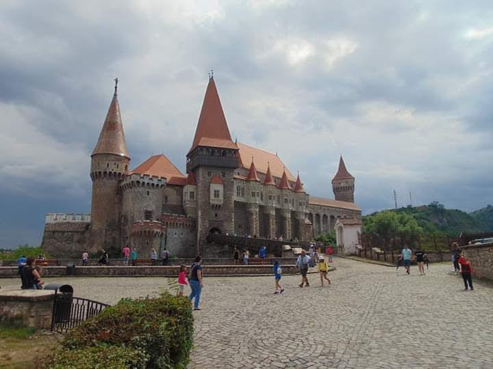 Castele spectaculoase