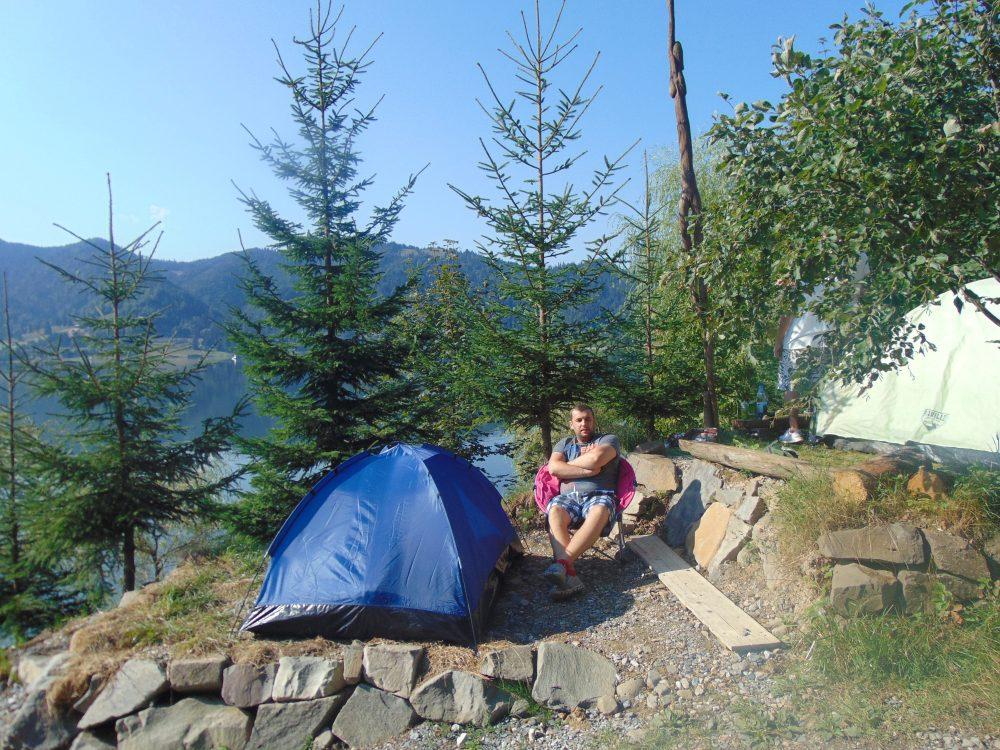 Locatii pentru camping