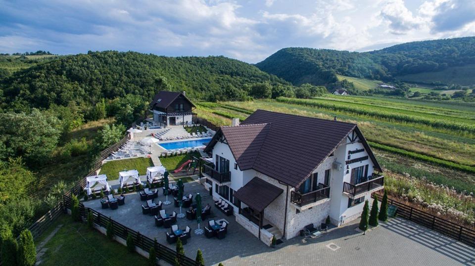 Pensiunea Perla Transilvaniei,o locatie de poveste