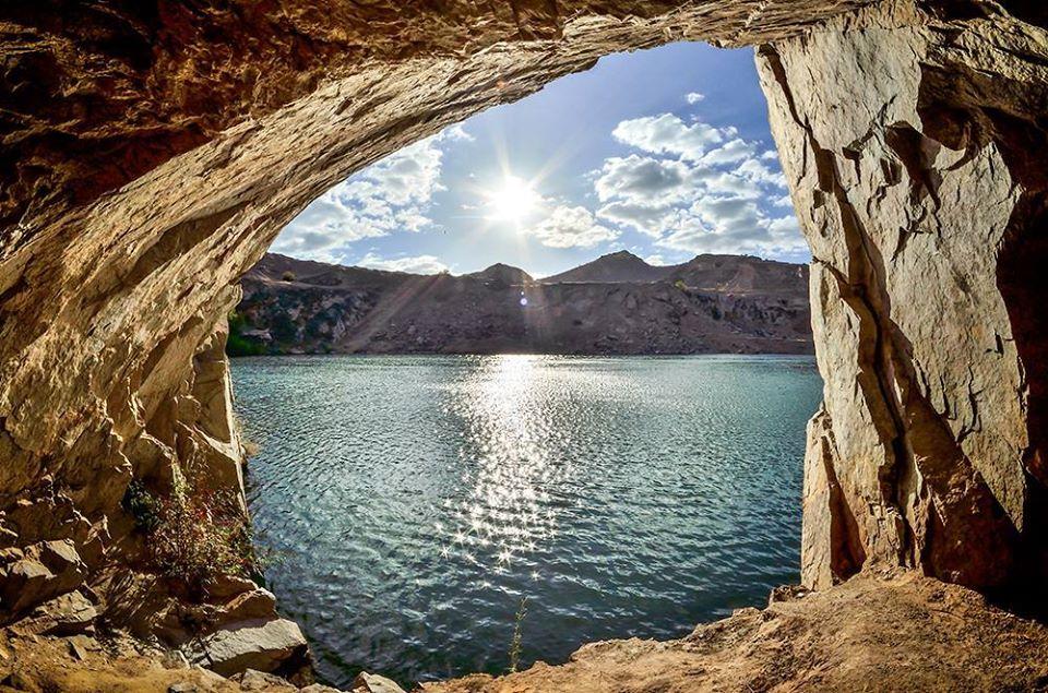 Lacul de smarald ,nestiut de turisti