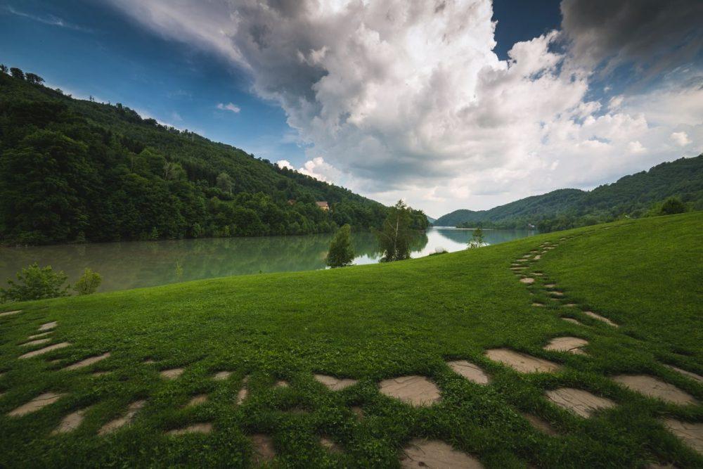 Un loc ideal de relaxare  in  Valea Doftanei
