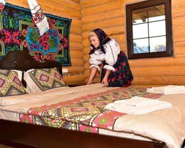 Cazare in stil traditional,la Casa Mariuca